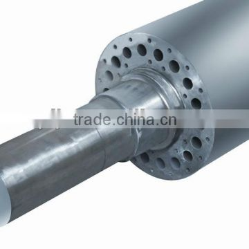 Nonwoven heat fabric calender parts --hot rollers