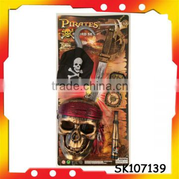 pirate eye patch skull pirate mask with halloween