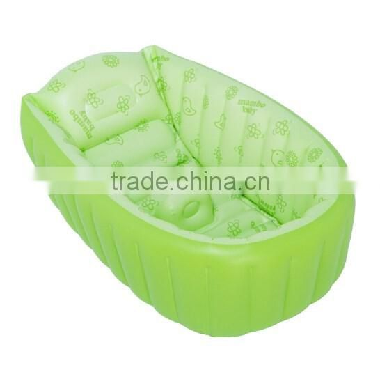 High quality inflatable baby bathtub/folding baby bathtub/portable baby bathtub