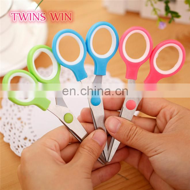 Hot Selling High-grade 2018 Europe Newly design Multipurpose different types of craft stainless steel scissors
