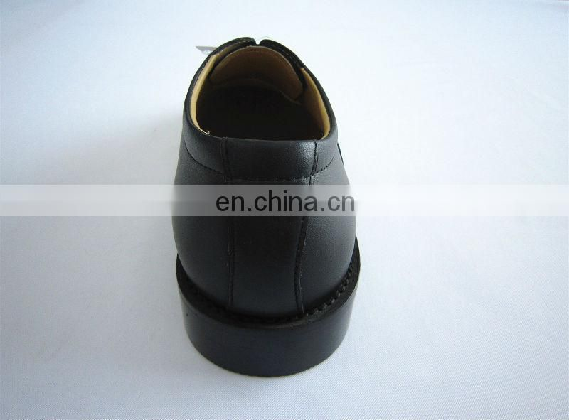 military officer shoes,leather outsole