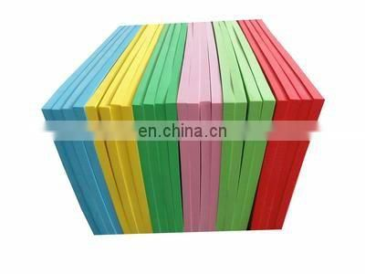 eco-friendly eva foamy/adhesive eva foam for kids school used