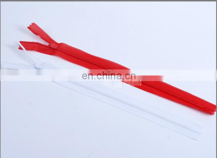 Wholesale 3# Invisible Zipper with Lace Tape ZN20011