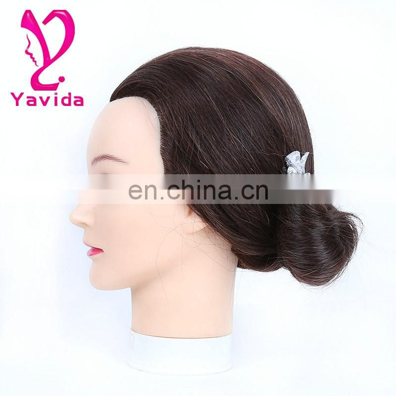 Wholesale Alibaba China Cheap Chinese Remy human hair mannequin head