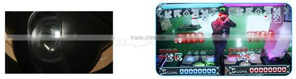 HOT!!! Super Dance Station 55 LCD arcade touch screen game machine