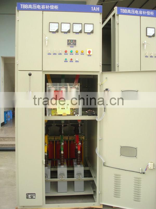 High Voltage Capacitor Banks(With CE) 2014