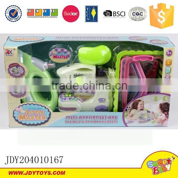 Mini sewing machine children home appliance with USB and light