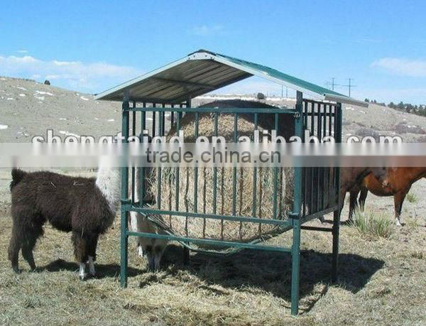 hot sale stainless steel bale feeder of Bale Feeder from