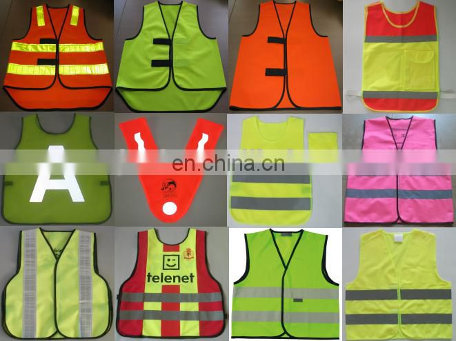 Christmas Gift High Visibility Child Waterproof Safety Reflective School Bag Backpack Cover For Kids