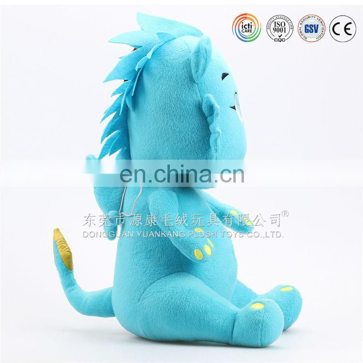 Christmas Dinosaur Toy.Plush Scarf Animals