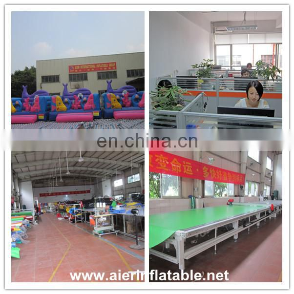 Amusement Playground Kids Inflatable Toys For Park