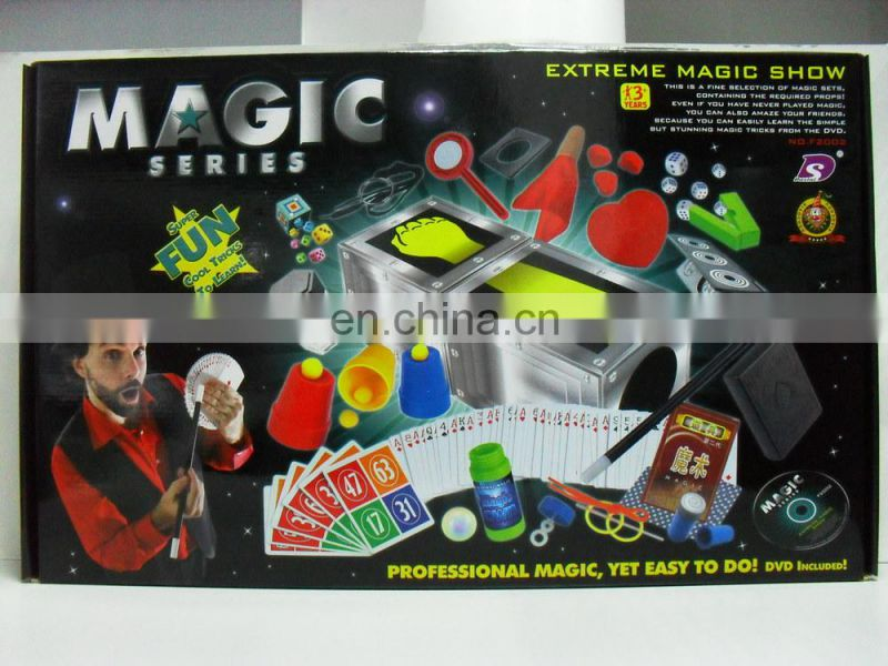 On Alibaba Hot sale magic toys for show