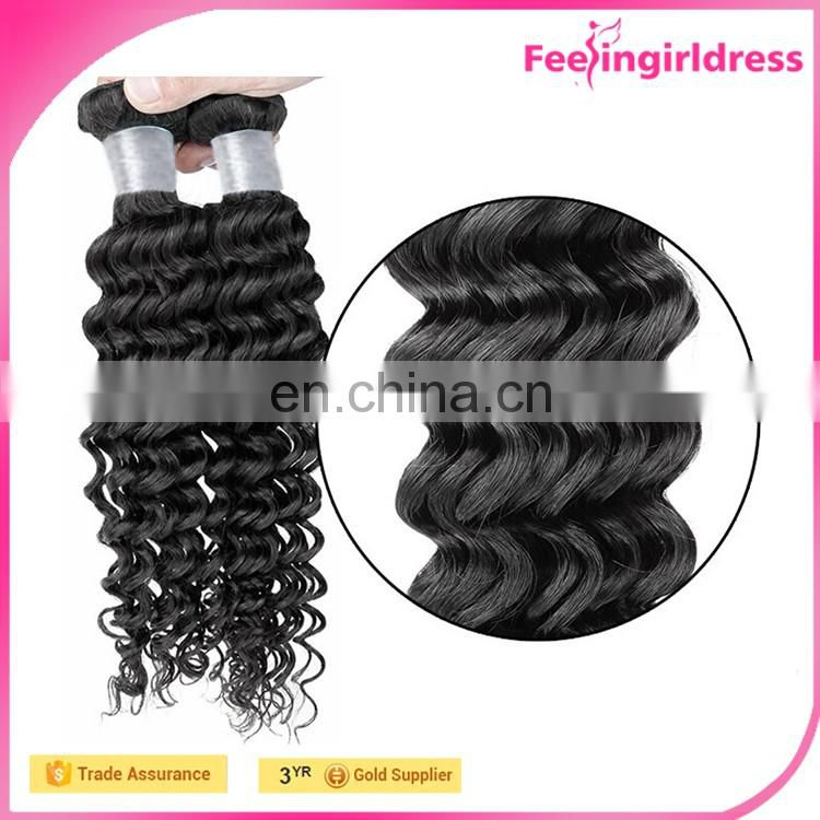 Off Sale Top Unprocessed Brazilian 5A Deep Wave Ombre Human Hair