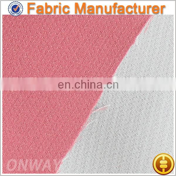 Onway Textile 100%polyester kintted black/white design yarn dyed jacquard