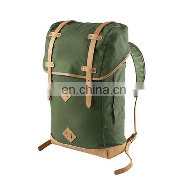 High quality leisure backpack bag