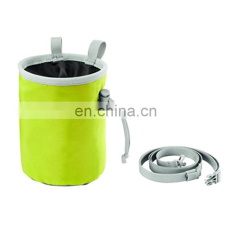 chalk bag waist bag rock climbing bag