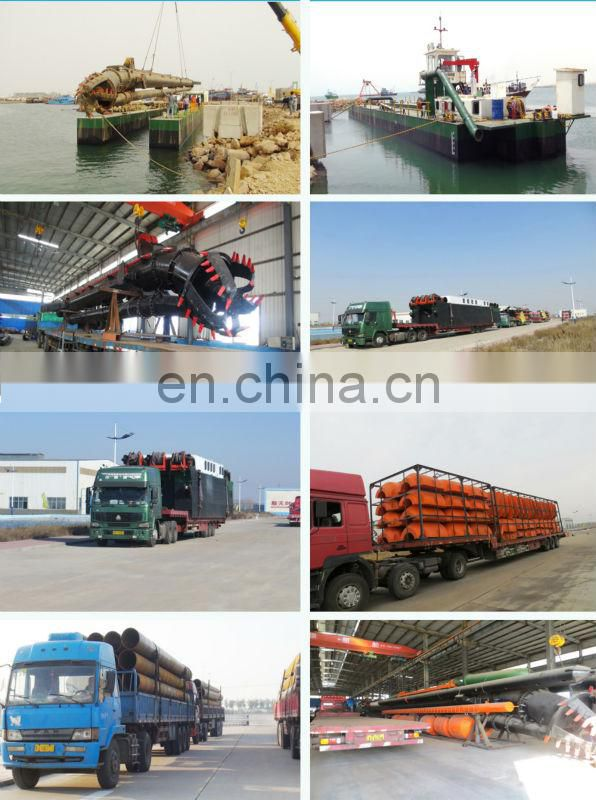 20 inch cutter suction sand dredger in stock