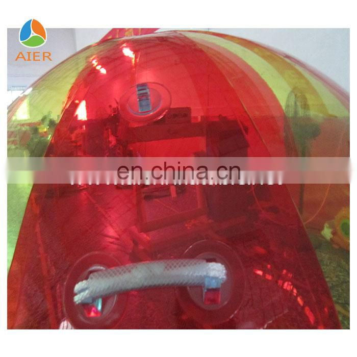 colorful inflatable water zorb ball,cheap walking ball for sale