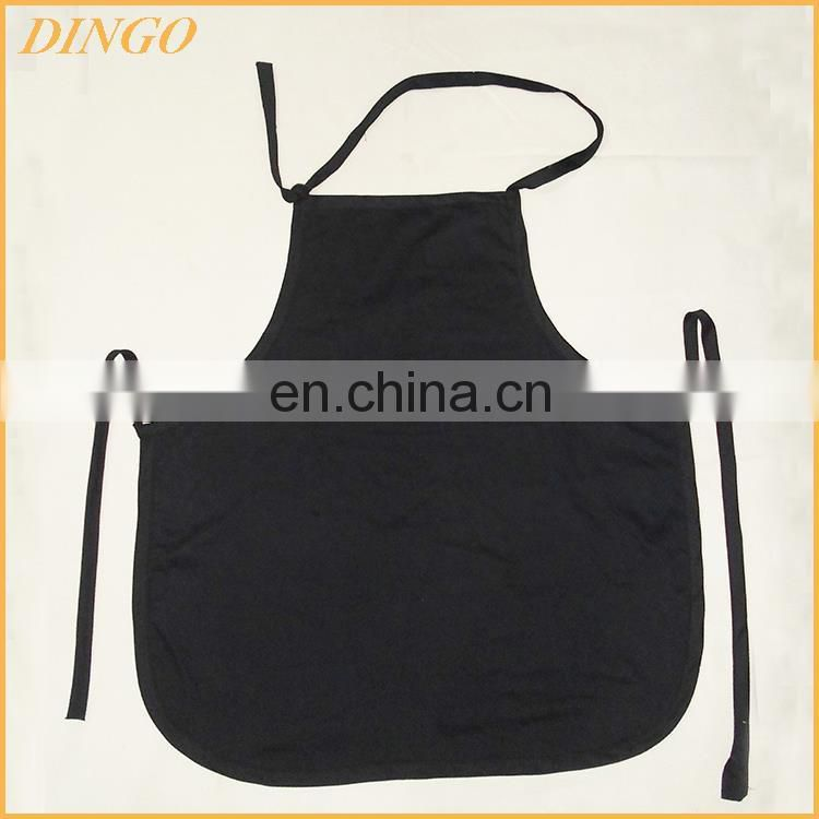 Custom Cheap Price kitchen linen apron with embroidery logo