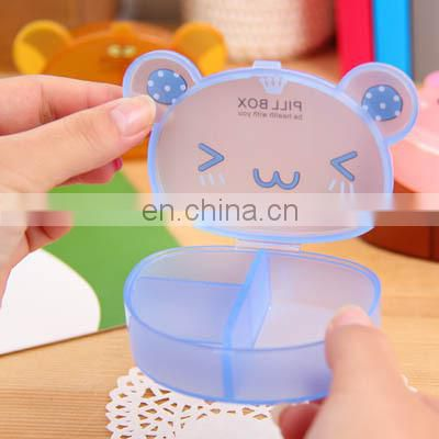 Cute animal shaped small pill box