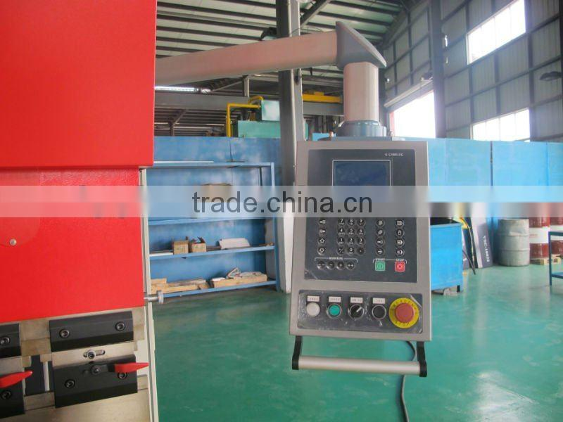 CNC Hydraulic Press Brake/Automatic Automation Bending Machine Machine Type pipe bending machine