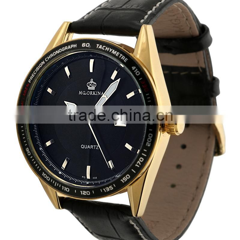 Men Watch 2014 New Japanese Watch Quartz movement WA017