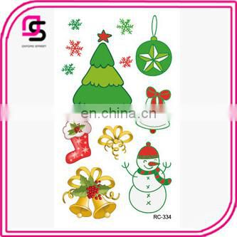 Hot Selling Newest Christmas Cute Small MOQ tattoos