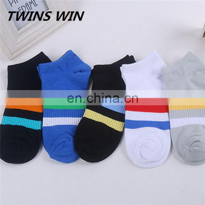 2018 Korean Style cheap promotion wholesale custom print winter colorful cotton organic cotton socks for children