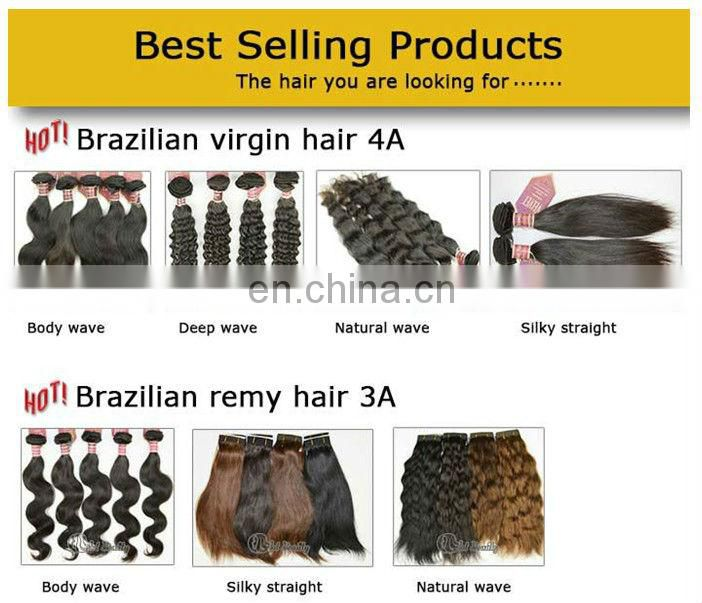 Hot beauty brand hair charming hair milky way pure human hair