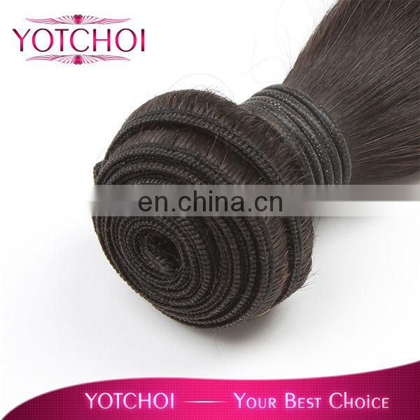 wholesale Grade AAAAA 18inch color #1b ez weft hair extensions