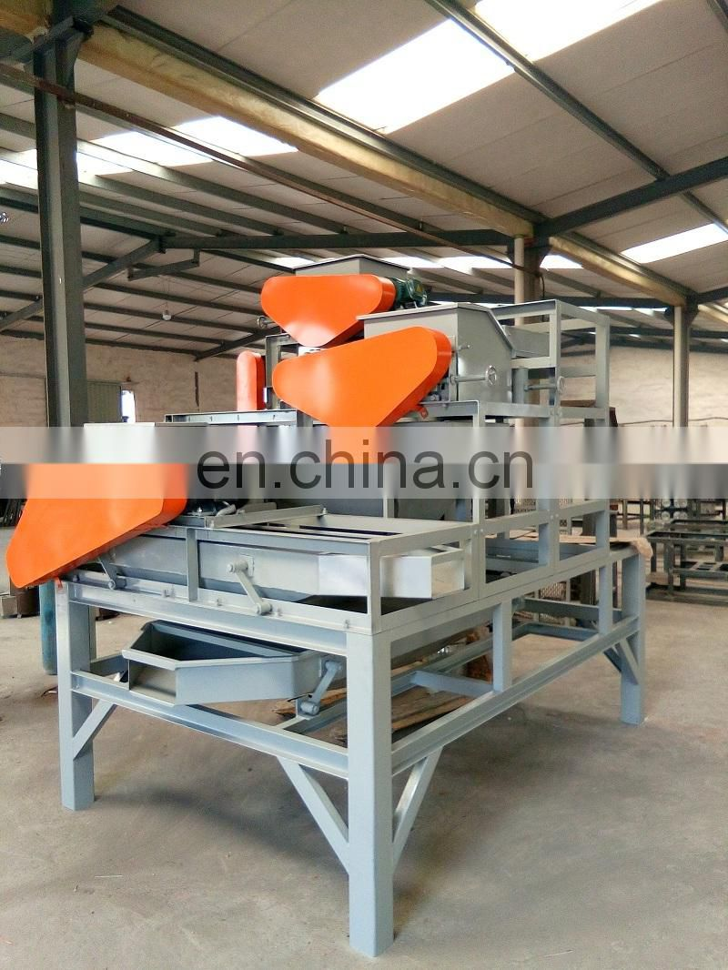 Hot sell hazelnut shelling machine from factory supplier
