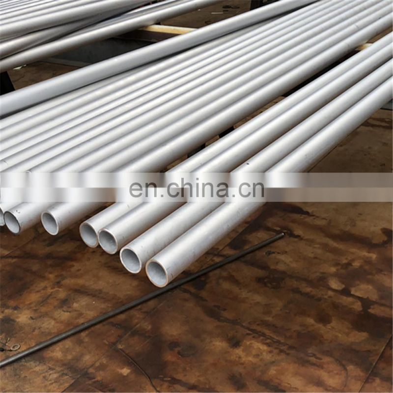 AISI 321 GOST 9941 12x18h10t seamless stainless steel pipe