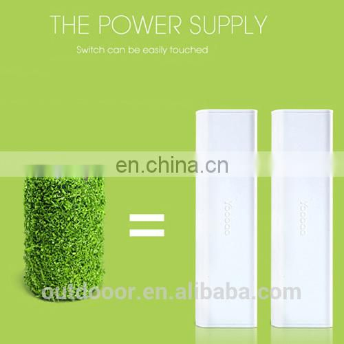 Yoobao Green Series 10400mAh USB Smart Mobile Power Bank External Battery for Samsung