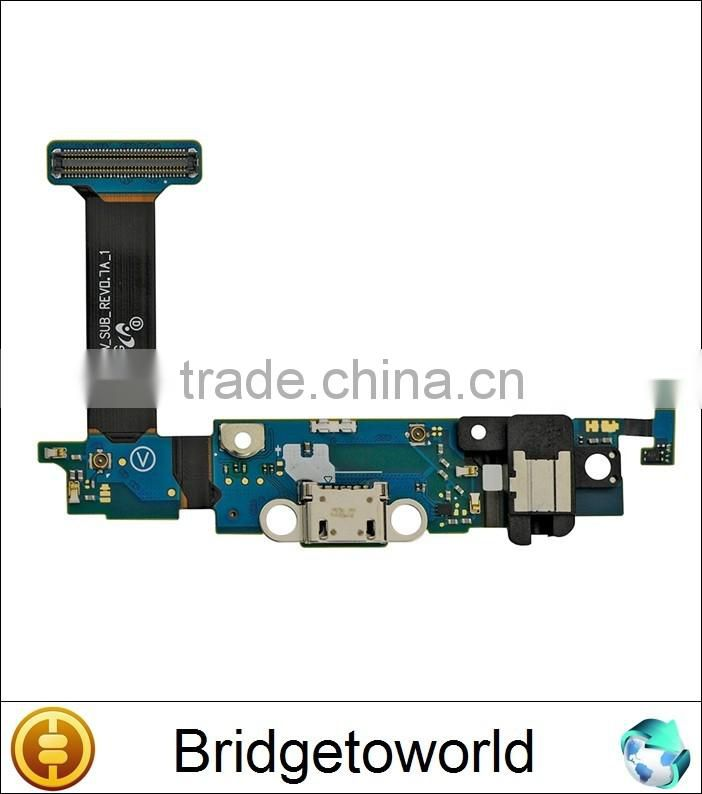 Great quality charger dock charging port flex ribbon cable spare part replacement for samsung galaxy s6 edge