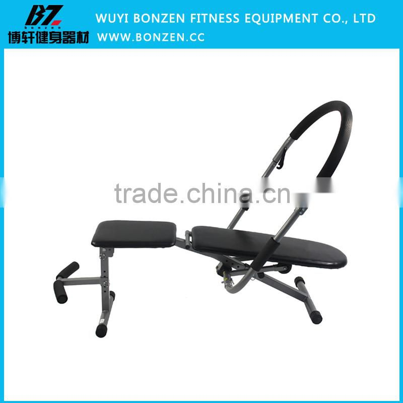 As Seen On Tv 200 Degree Angle Ab Fitness Bench Pro Sit Up