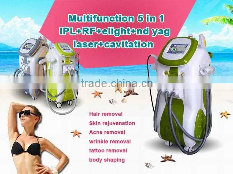 for hair tattoo removal slimming ipl rf cavitation laser multifunctional beauty equipment