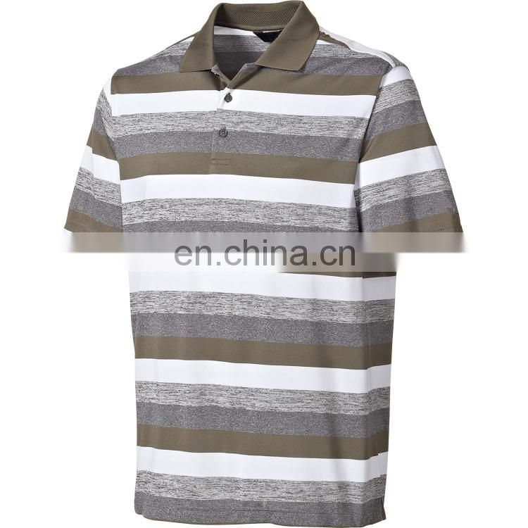 sublimation dri fit wholesale golf clothes