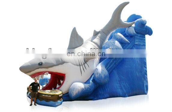 Attractive Animals Inflatable Slide