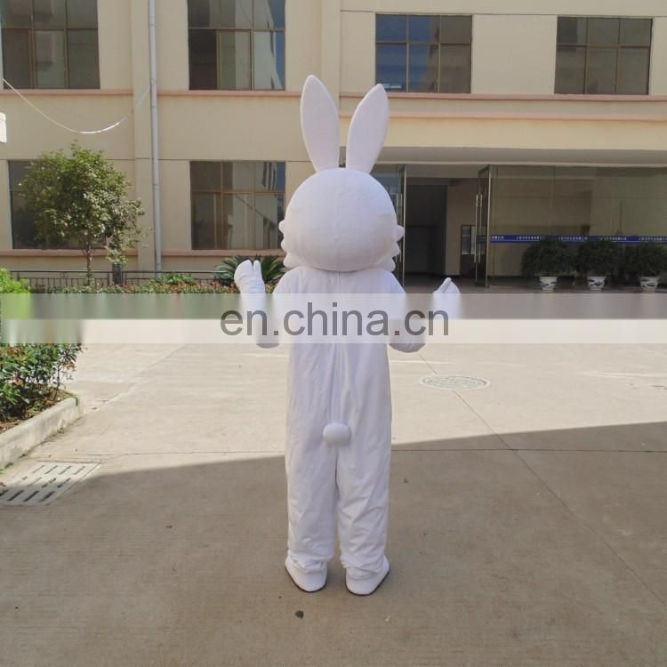 high quality popular animal cartoon adult lapin cretin mascot costume