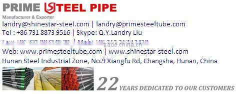 API Standard Mining Drill tube casing and tubing