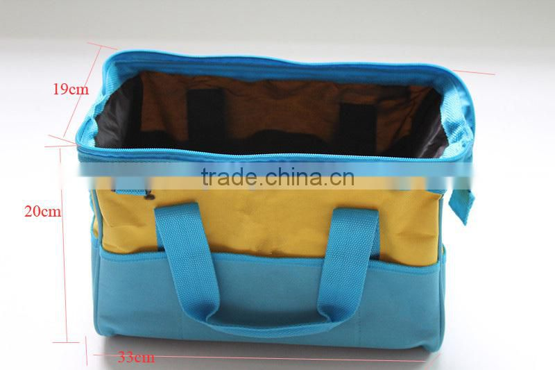 600D oxford Tool Carry Case Plumbers Electricians small size