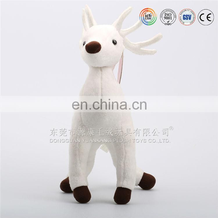 christmas holiday home decorative reindeer stuffed animals