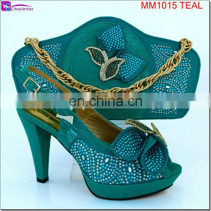 africa shoes and bag MM1015