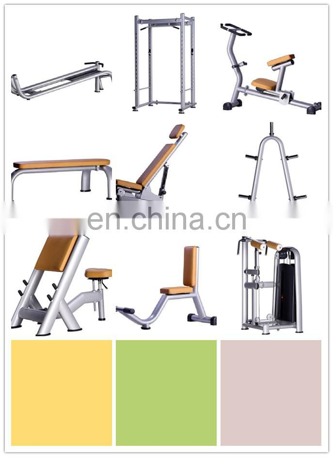 Horizontal leg curl:W9814 one-station commercial strength equipment/ body building gym equipments
