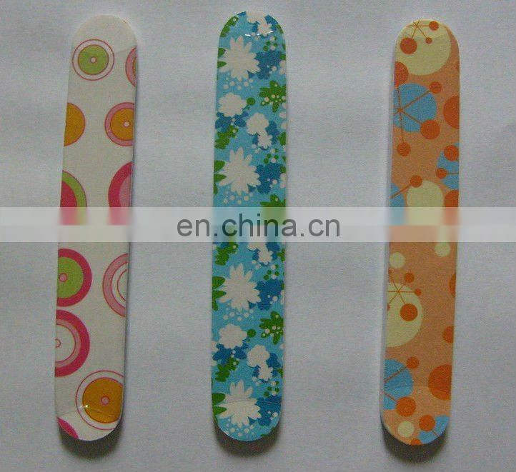 Flower Manicure Files