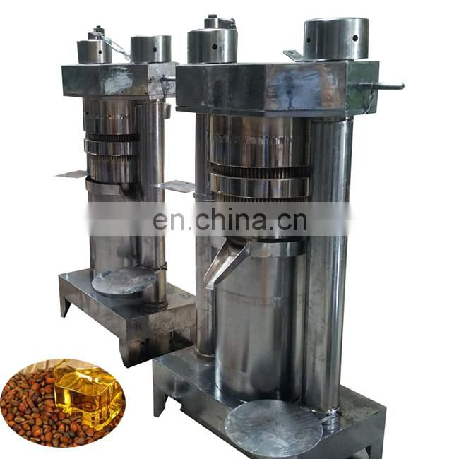 Taizy Sacha Inchi Oil Refining Cold Press Oil Seed Machine