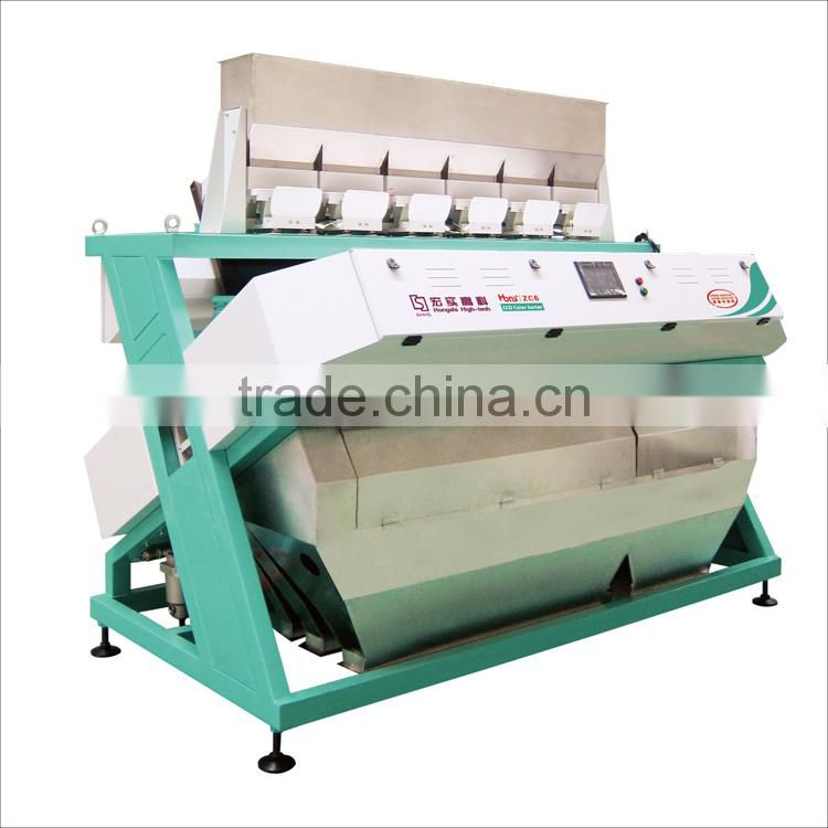 Hons+ CCD wheat grading machine color sorter