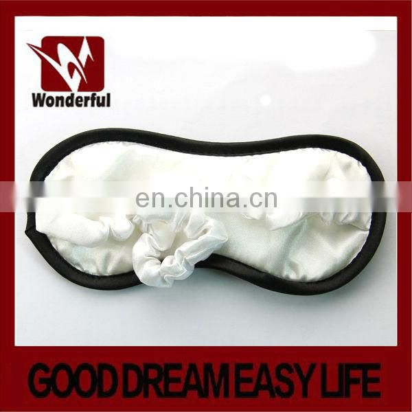 satin design eye patch