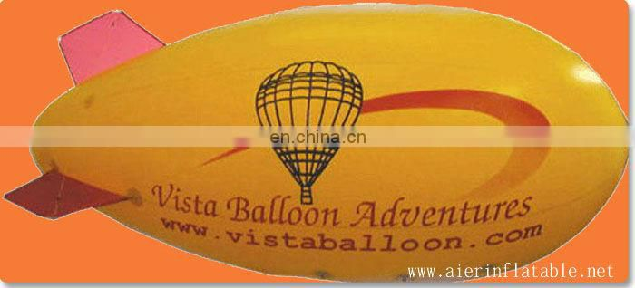 PVC Advertising Black Balloon with Number