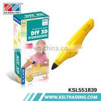 Fine workmanship kids 3d pen drawing educational game for good sale